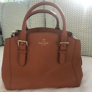 Brown Kate Spade Bag